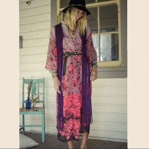 DISO / WTB Spell designs stairway to heaven kimono